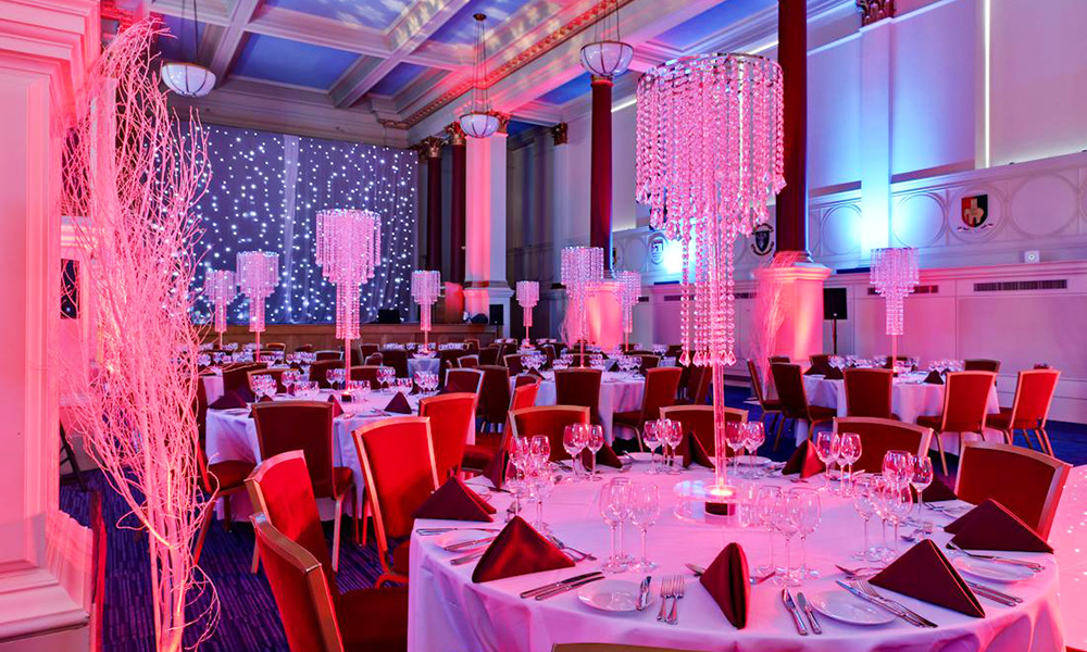London BMA House Christmas party venue hire