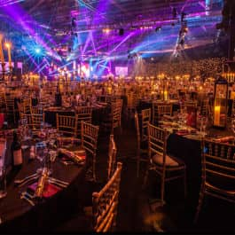 Birmingham NEC christmas party venue