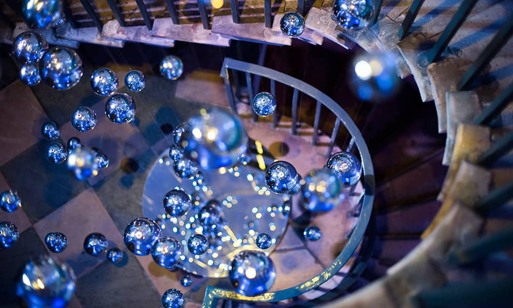 central london christmas party venue hire LSO