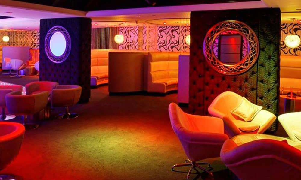 London club ten christmas party venue hire