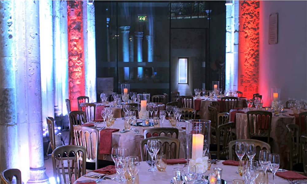 London bishopsgate hall christmas party venue hire