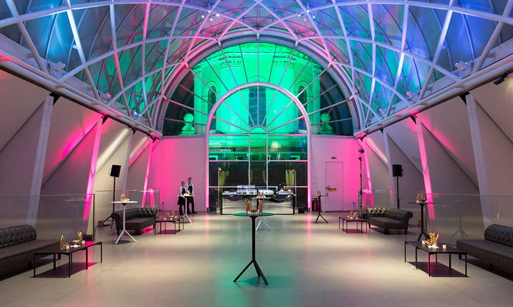 london imperial war museum christmas party IWM