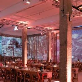 london shoreditch studio spaces venue hire for a Christmas Party