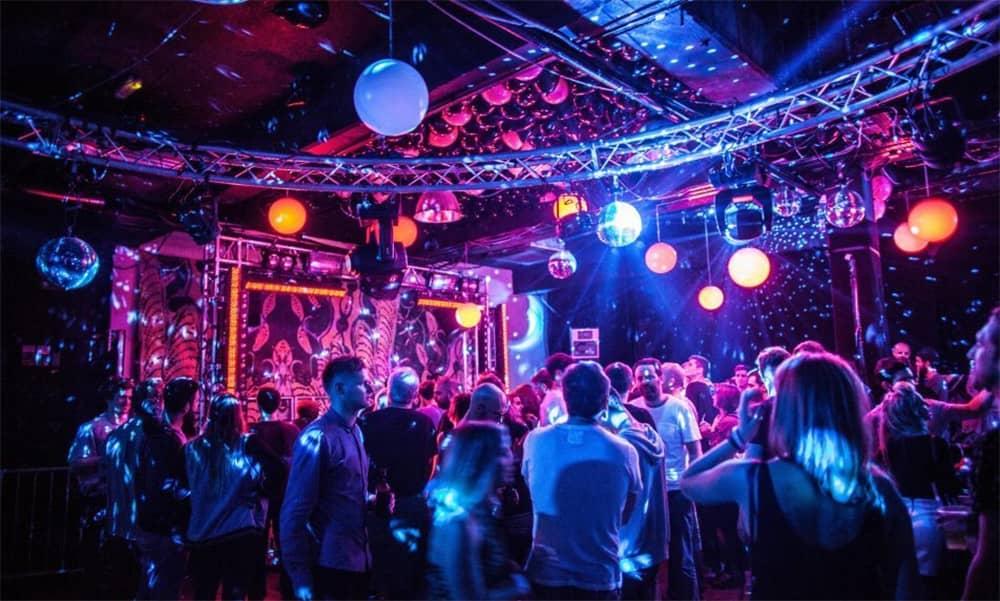 london shoreditch studio spaces venue hire for a Christmas Party