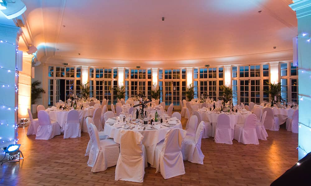 london zoo christmas party venue hire