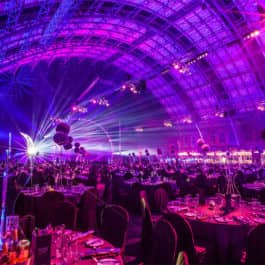 Manchester central-premier christmas party venue