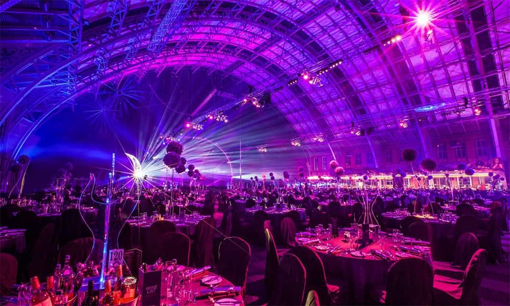 Manchester central-premier christmas party venue