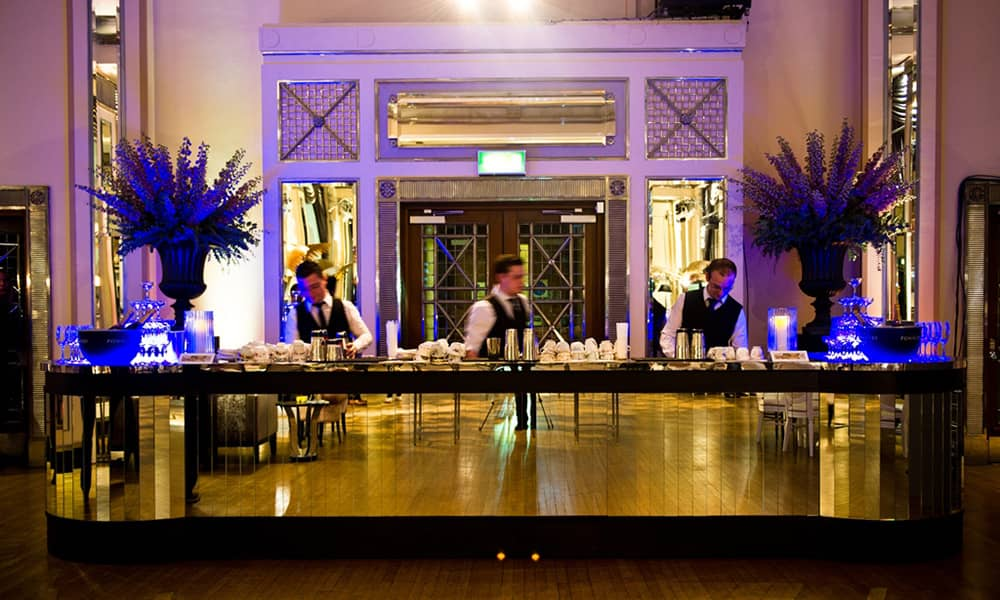the bloomsbury ballrooms london christmas party