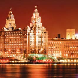 Royal Liver Building Christmas Party lIverpool