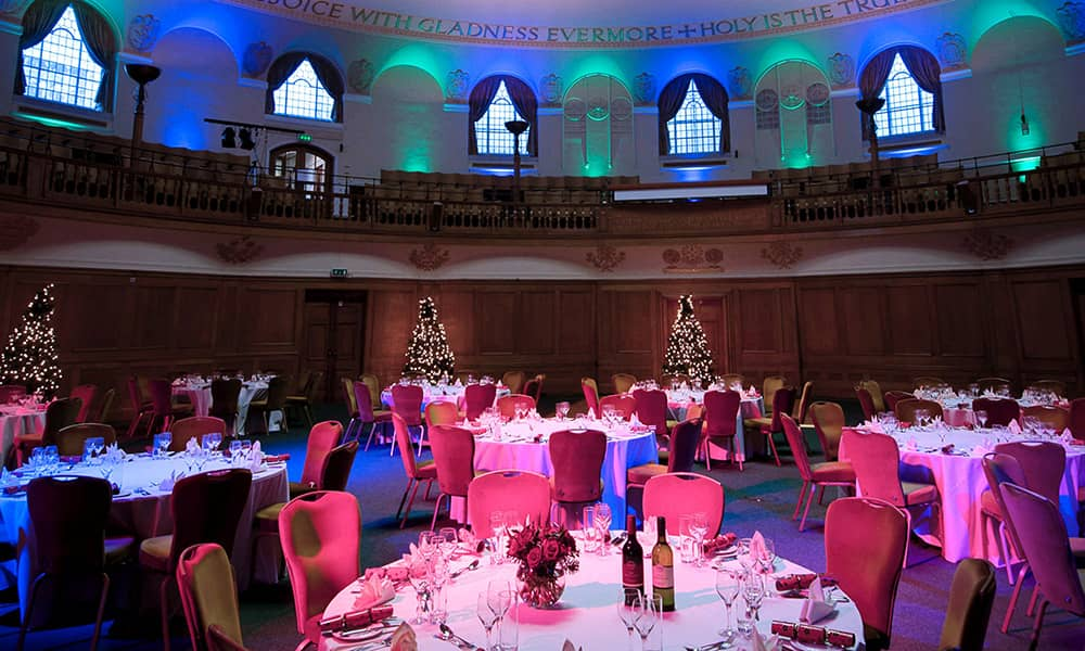 London Church House Christmas Party