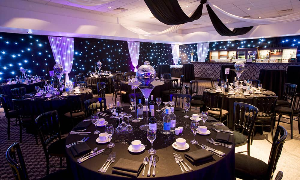 London Lords cricket ground christmas party