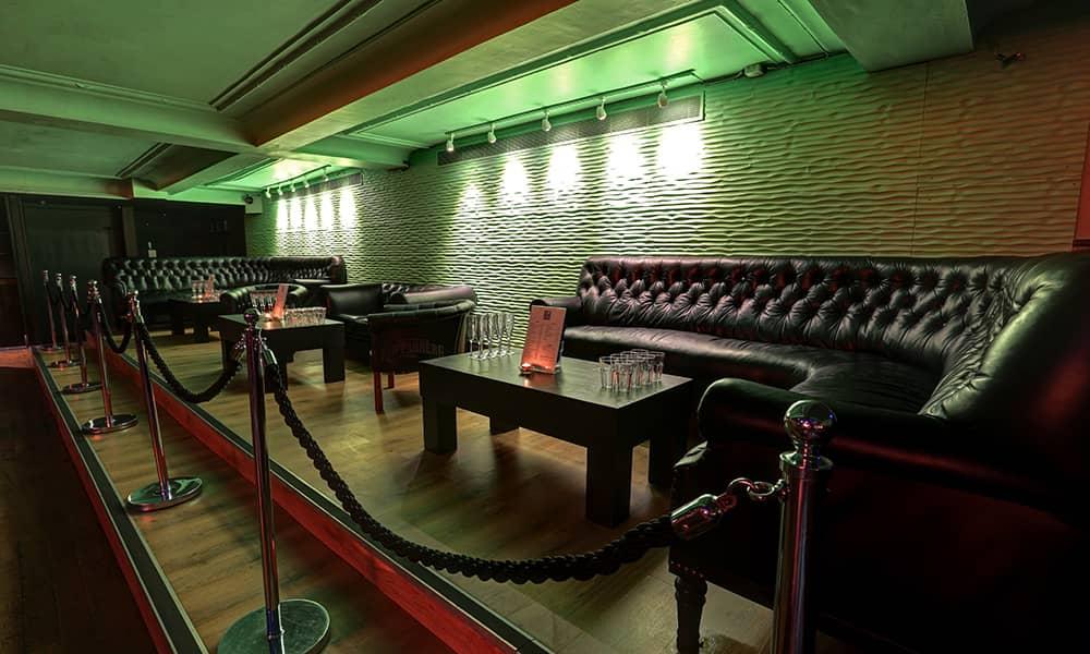 London Qube Club Christmas Party