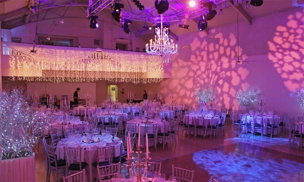 Central London Hellenic Christmas Party venue hire