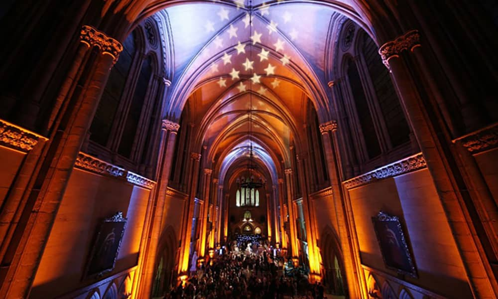 London Royal Courts of Justice Christmas Party venue hire