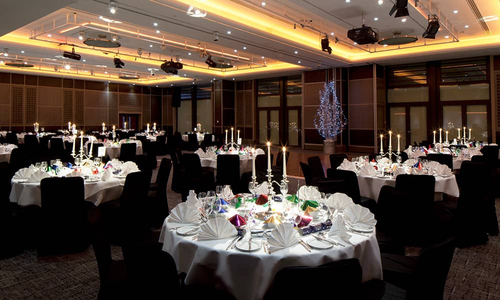 London Christmas Party venue hire - hotels