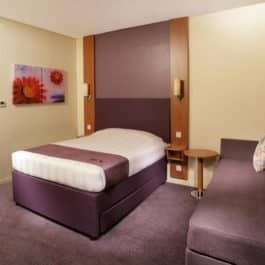 Premier Inn Hotels christmas party accommodation