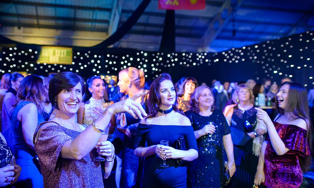Christmas Party Ideas Birmingham Part - 29: Alpine Ball Lodge Christmas Party Theme