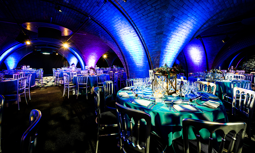 Billingsgate Vaults Party Venue 3