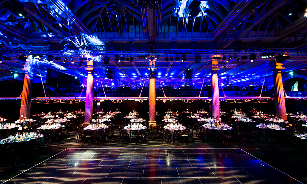 Partyvenuesuk Co Uk: London Old Billingsgate Christmas Party 2019