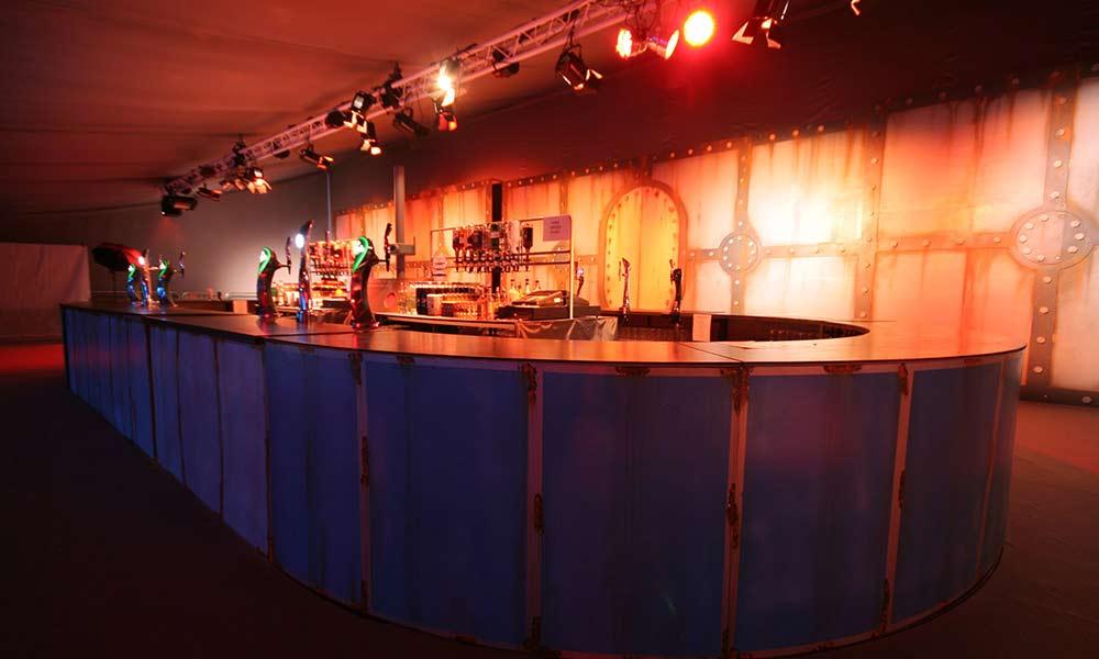 christmas party venue atlantis