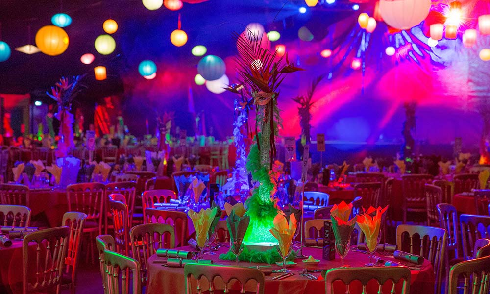 brazil rio festival carnival christmas party theme