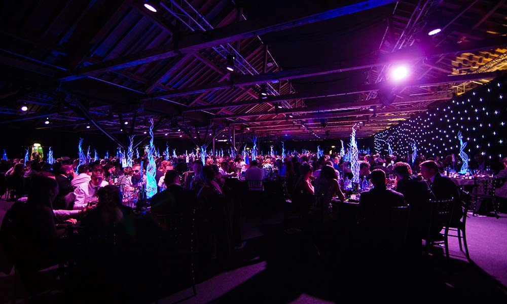 tobacco docks christmas party London