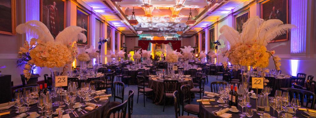 Freemasons Hall The Great Gatsby Xmas Party