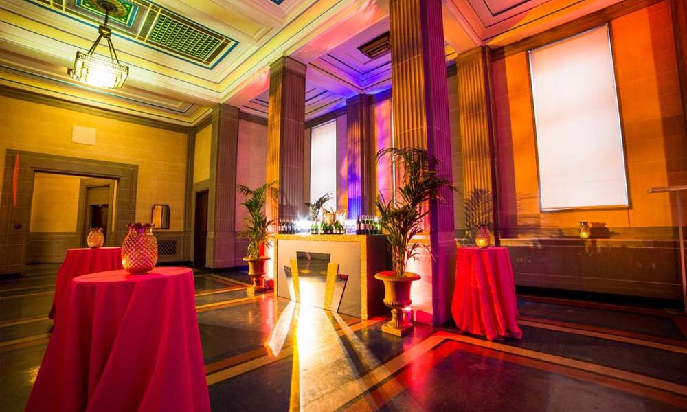 Freemasons Hall Christmas Party