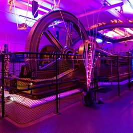 Tower Bridge Engine Rooms Christmas Party