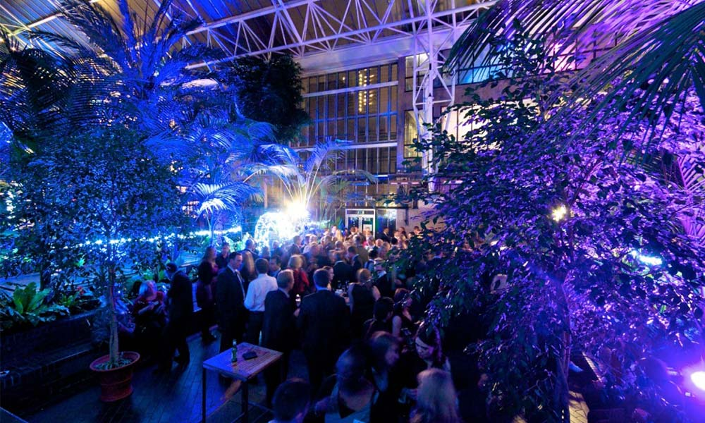 Barbican, The Long Jungle Christmas Venue