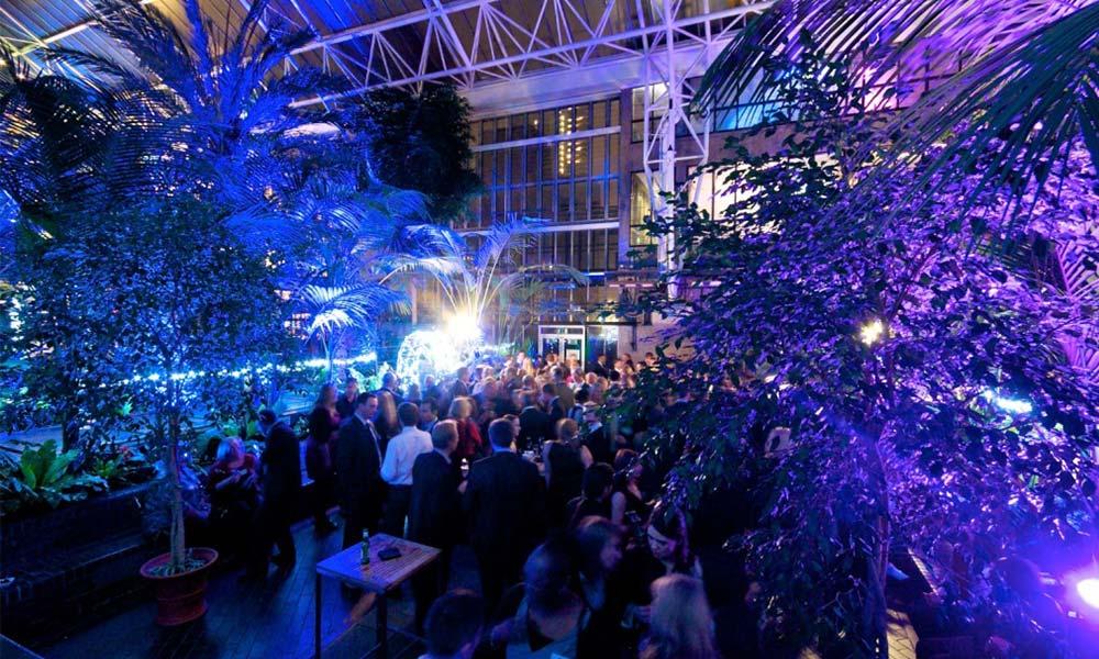 Barbican, The Long Jungle Christmas Venue
