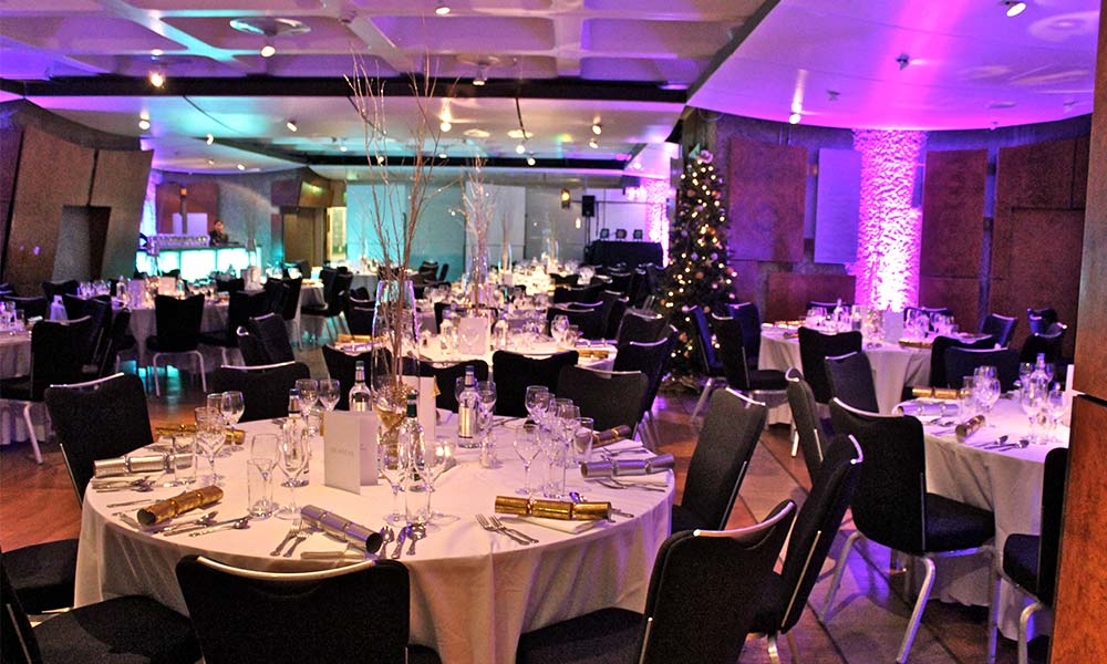 Barbican Christmas Venue