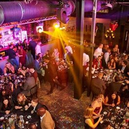 Egg LDN Christmas Party Venue