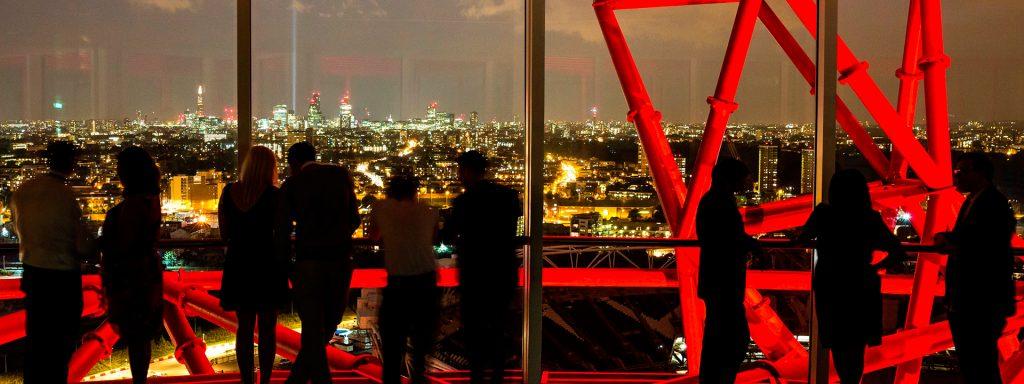 London Arcelormittal Orbit View