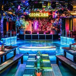 Tropicana Beach Club Venue