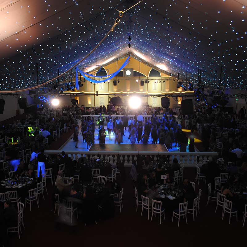 Monte Carlo Casino themed Christmas Party