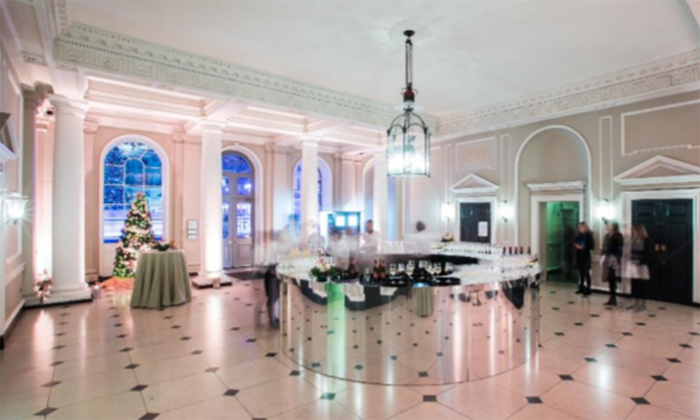 Christmas Party At Somerset House Bar