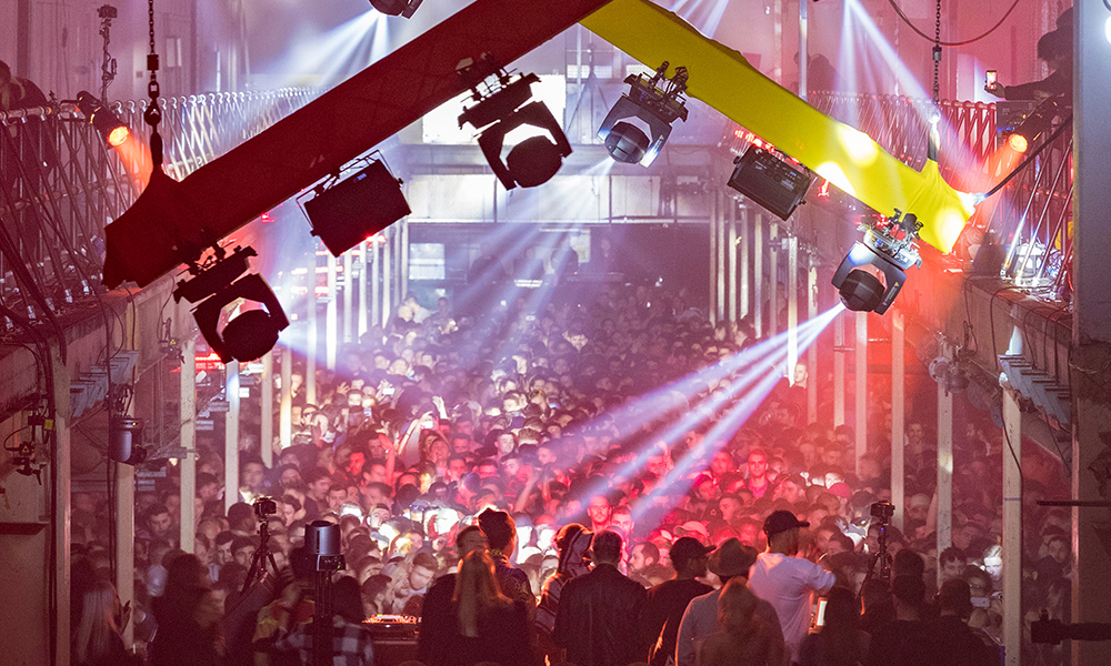 Printworks Christmas Party Set