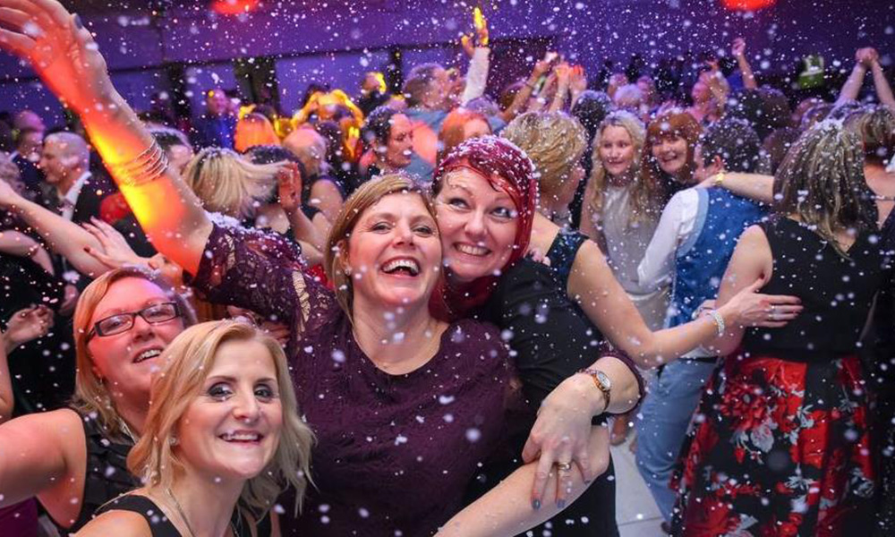 Birmingham Regency Banqueting Suite Christmas Party