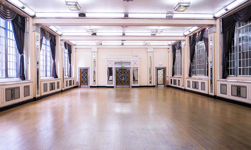 Bloomsbury Ballroom Christmas Party