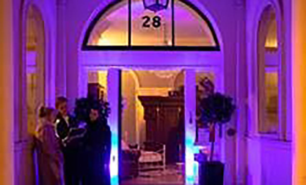 28 Portland Place Christmas Party